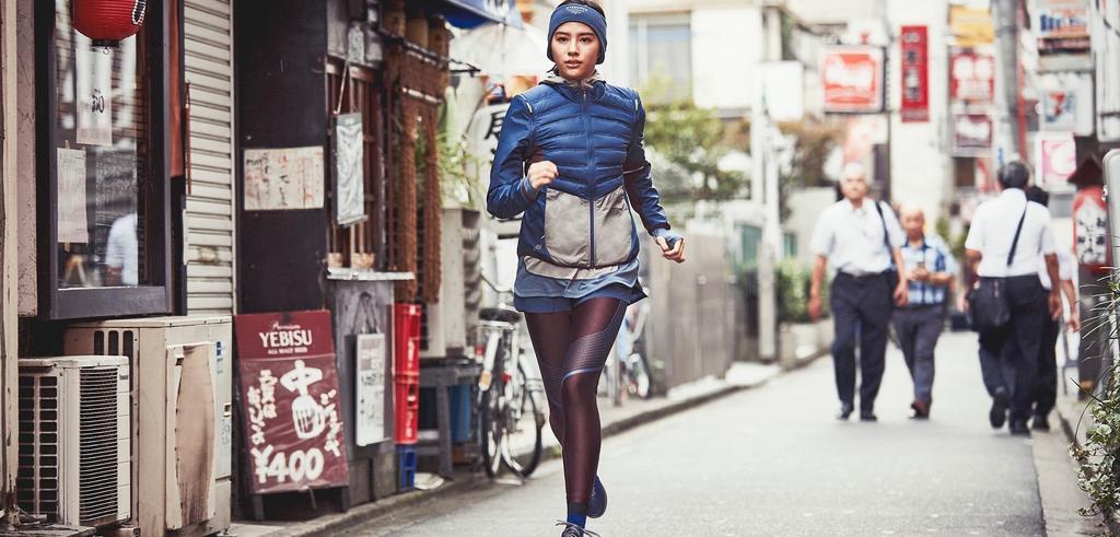 Lett og praktisk løpevest fra Silva Runner's World Norge