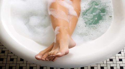 Varme bad er best for restitusjonen