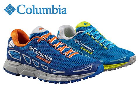 Vil du teste Columbia Montrail?