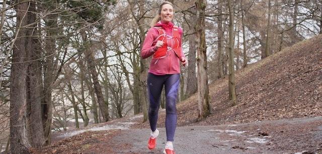 Naturlig løpeglede i norsk natur