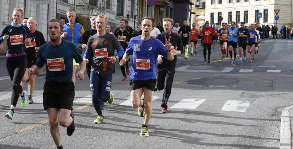 Løpeteknikk – å bruke minst mulig energi over tid