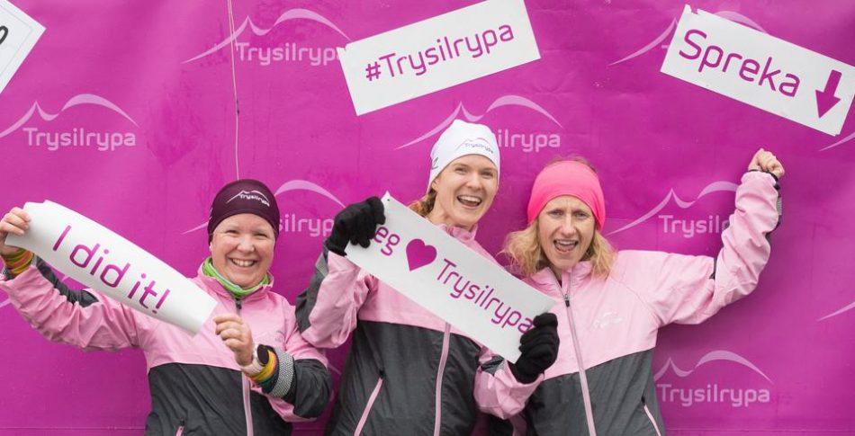 Runner's World tilbyr komplett opplegg rundt Trysilrypa Terrengløp