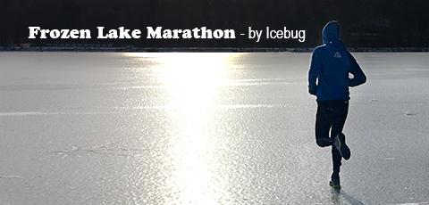Frozen Lake Marathon – by Icebug