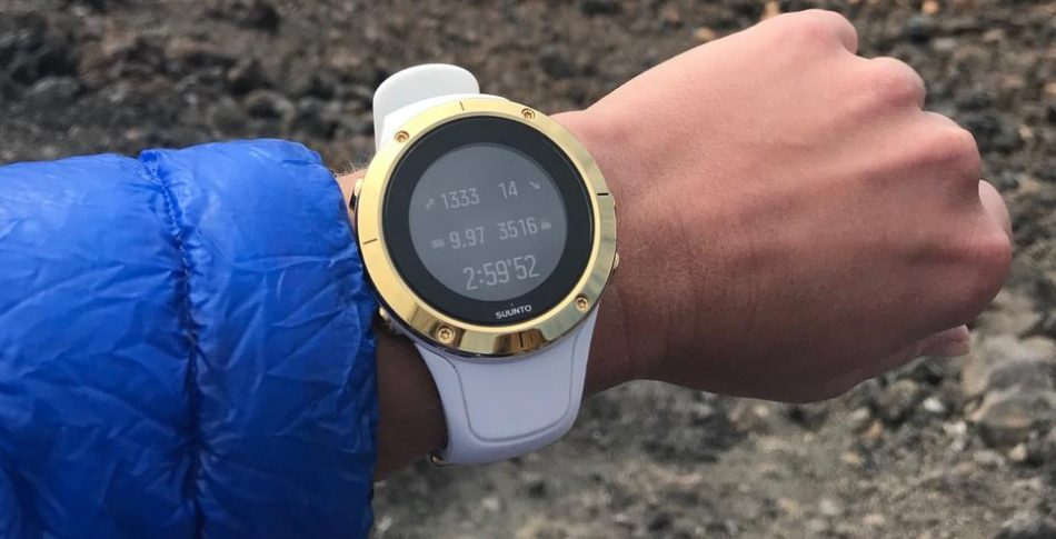 Test av Suunto Spartan Trainer HR