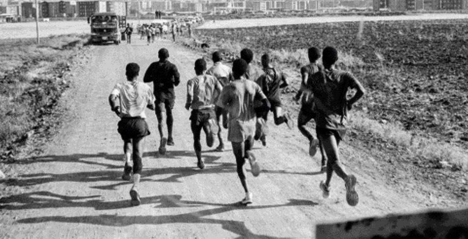 Hvorfor er kenyanske løpere så raske?