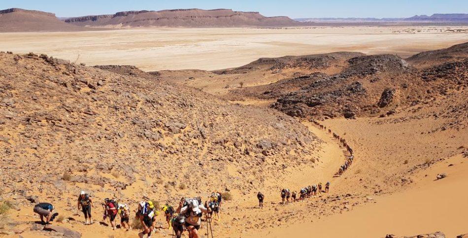 En varm anbefaling: Marathon des Sables