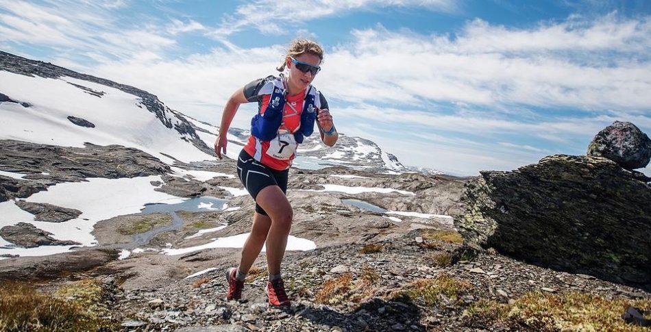 Løp rundt Norges fineste isbre