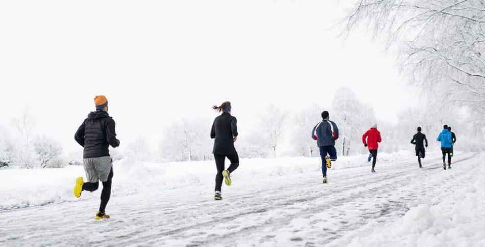 Forebygging av skader vinterstid