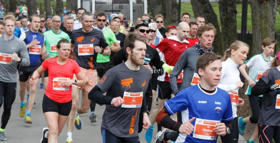 Løp din første 10 km