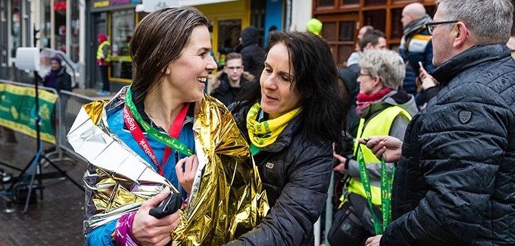 RW-spaltist Janicke med seier og løyperekord i Nederland