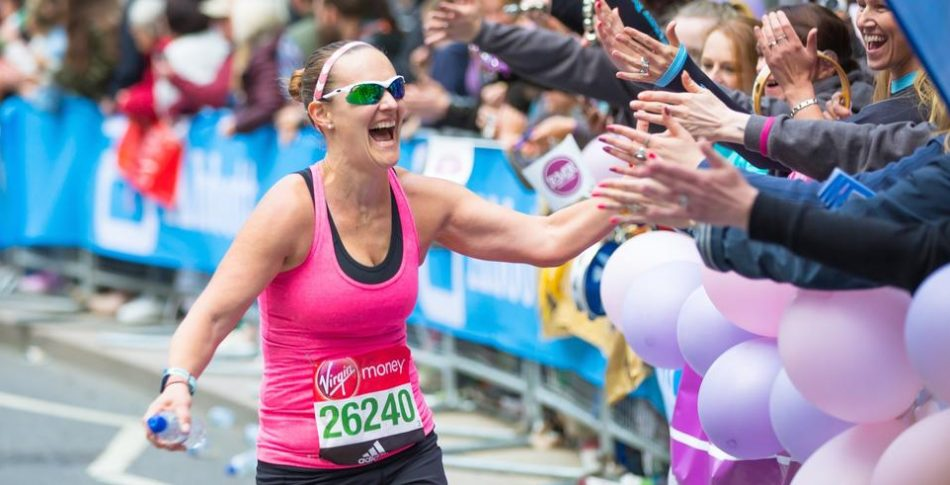 5 vaner som gir lykkelige løpere