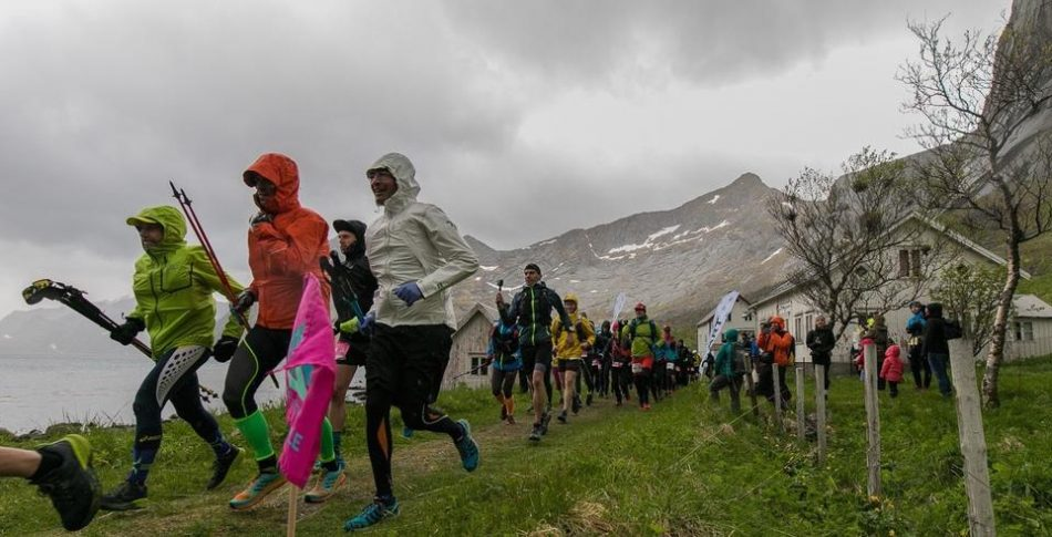 Lofoten Ultra-Trail – vakkert og vått