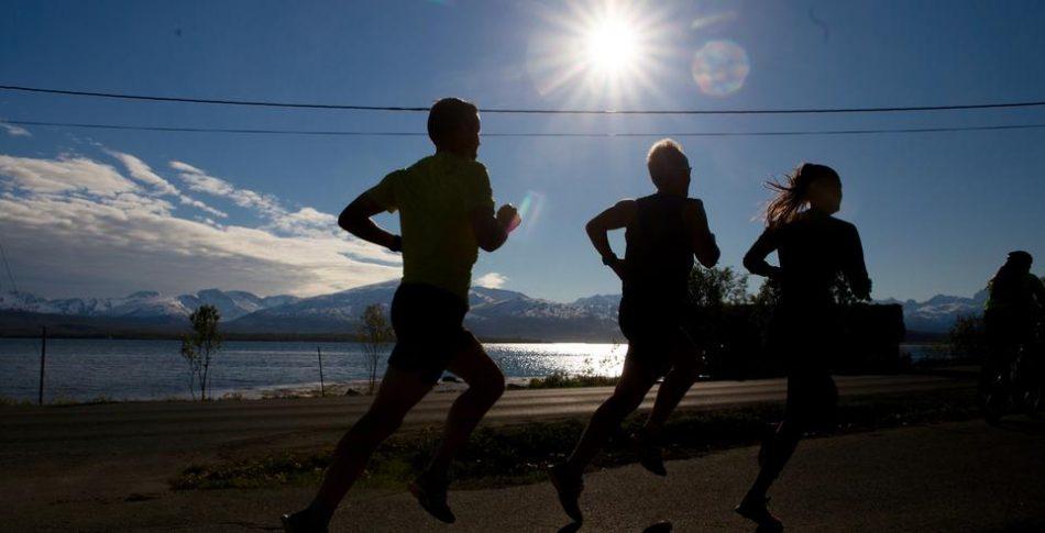 Midnight Sun Marathon med 30-årsjubileum