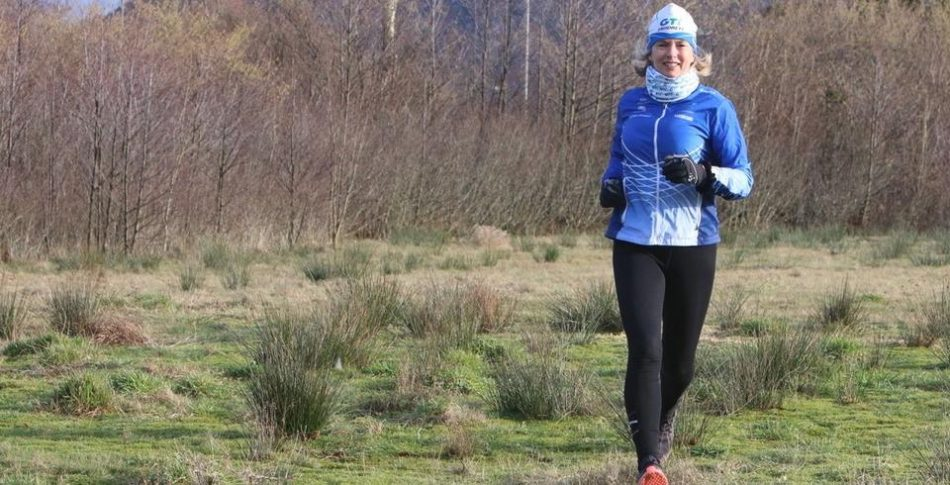 Bruker maratontrening til å takle MS