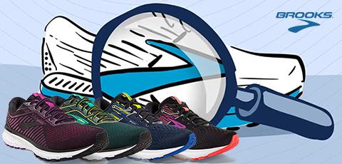 Test  ShoeFinder og få sko fra Brooks