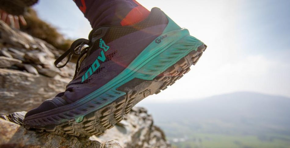 Ny sko fra Inov-8 med Graphene-Grip