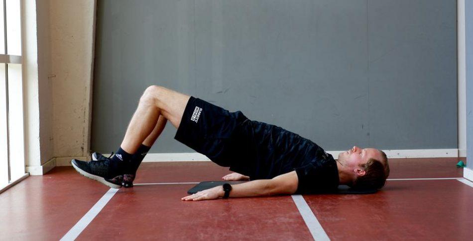 Styrke for løperen – rygg, sete og hofte