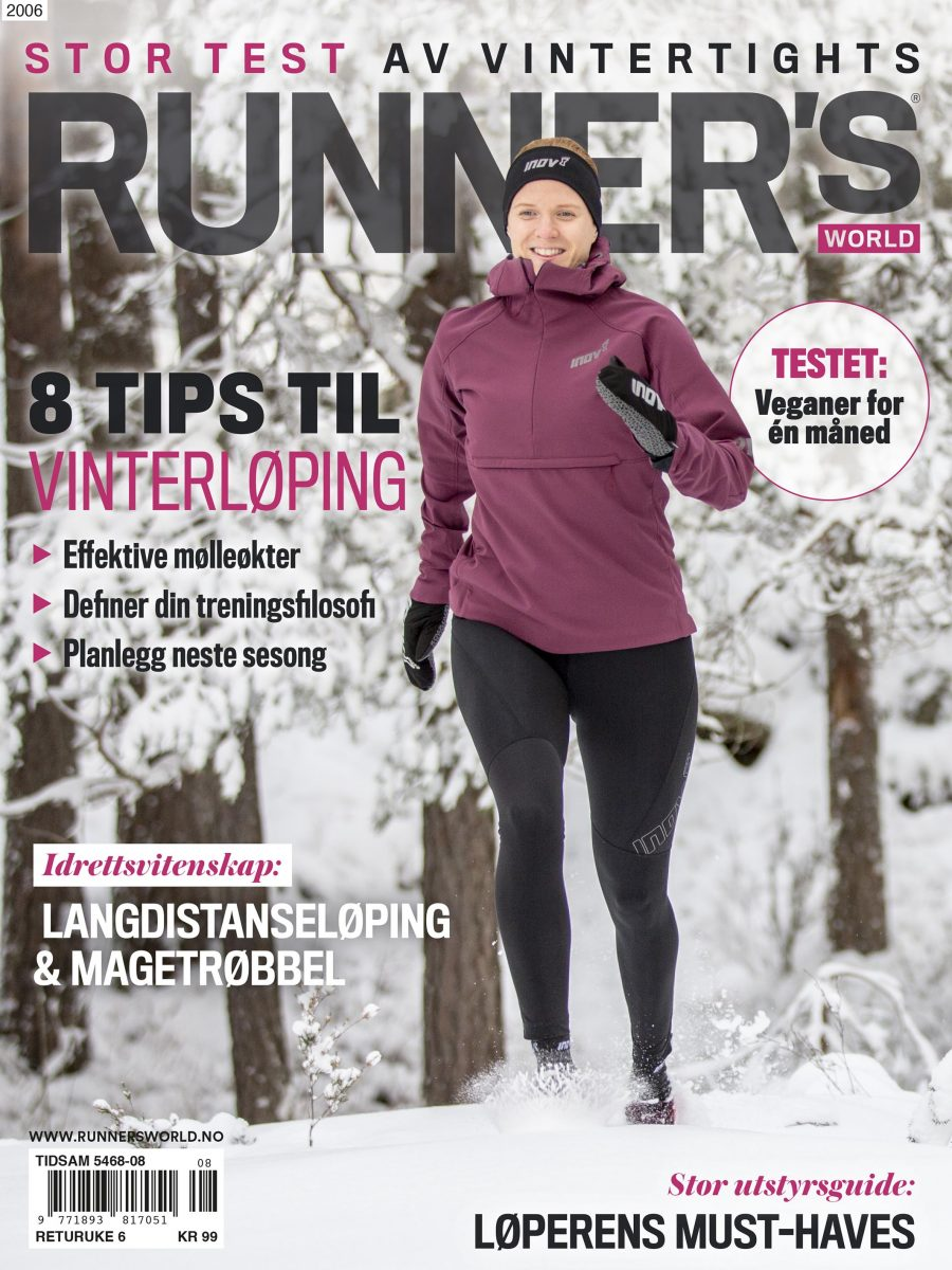 Runner's World nr. 8 2019