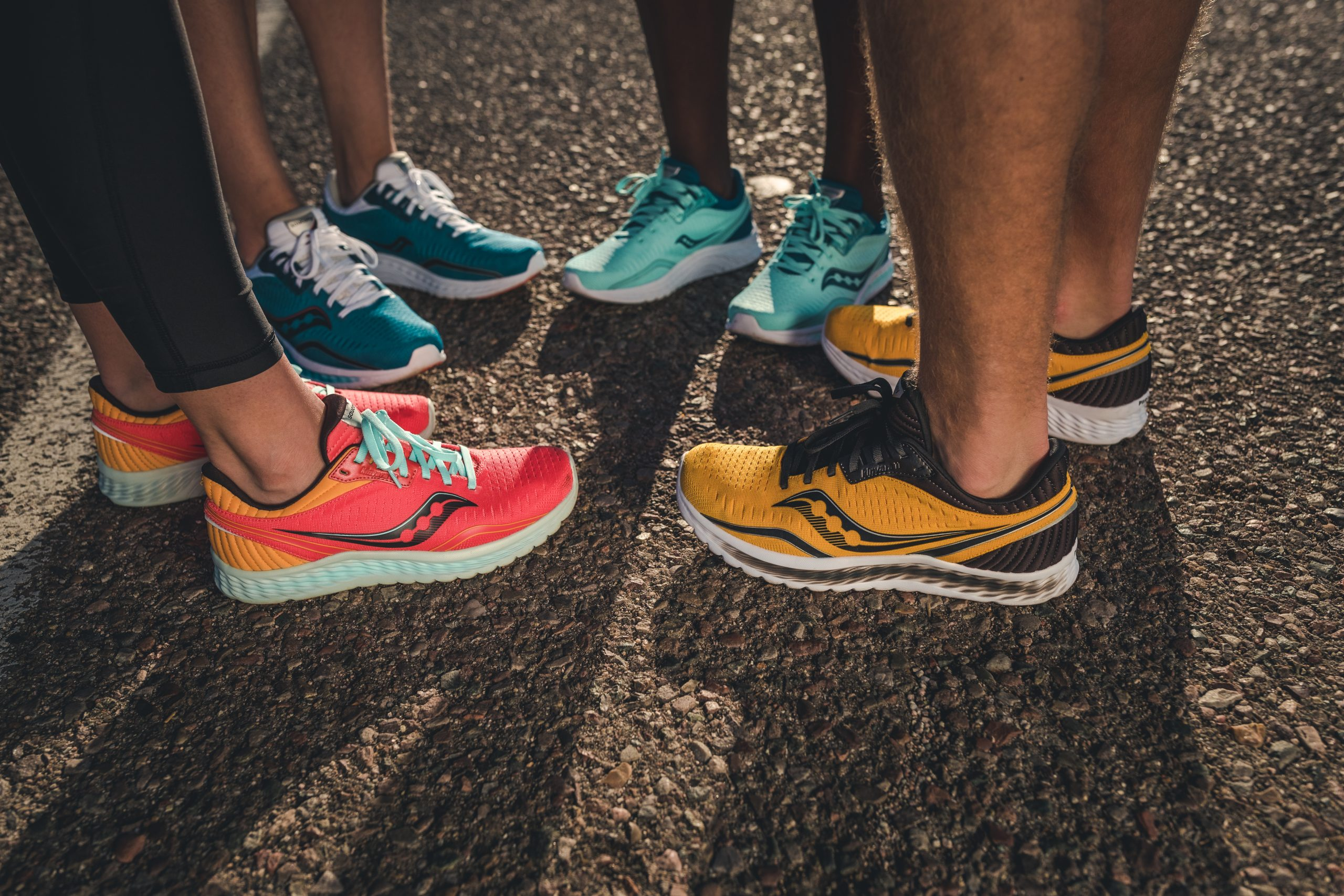 Vil du teste Saucony sko? Runner's World Norge