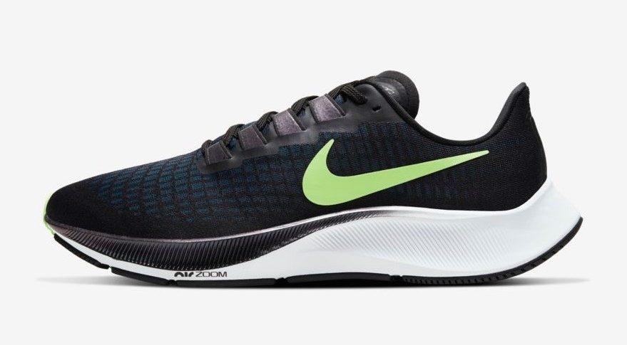 Nikes gave til løperne