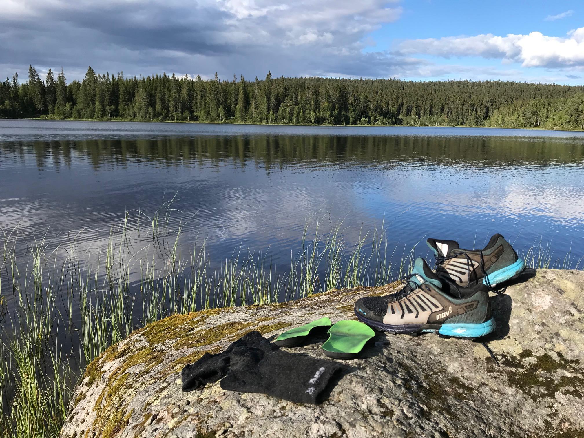 20 tips og triks for en lettere (løpe) telttur.