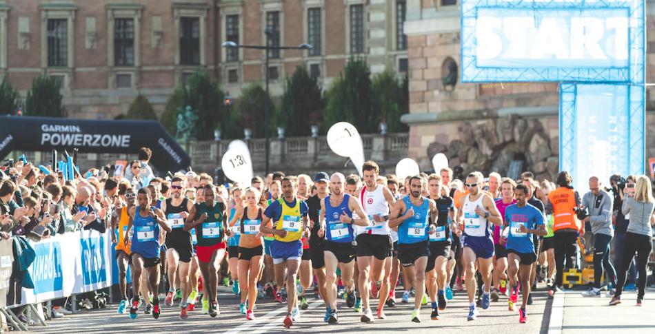 Alt om halvmaraton