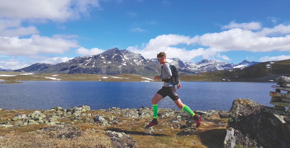 Speeddating i fjellet – FKT på Rondane 2K maraton