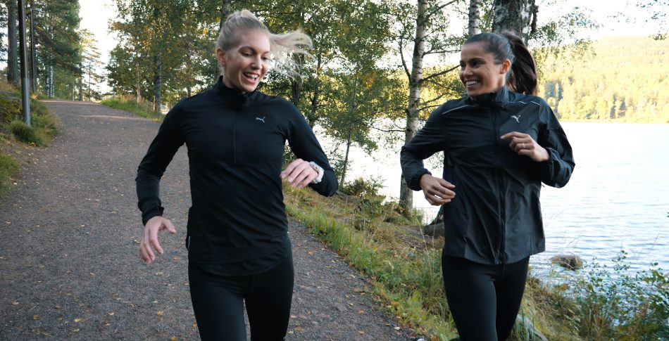 Se serien «Passion for Running» her!