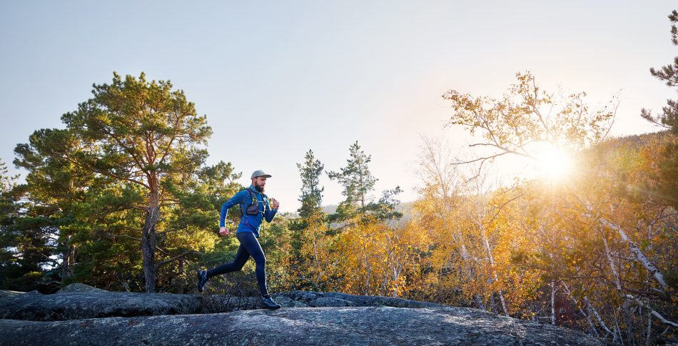 Løp deg lykkelig i skogen