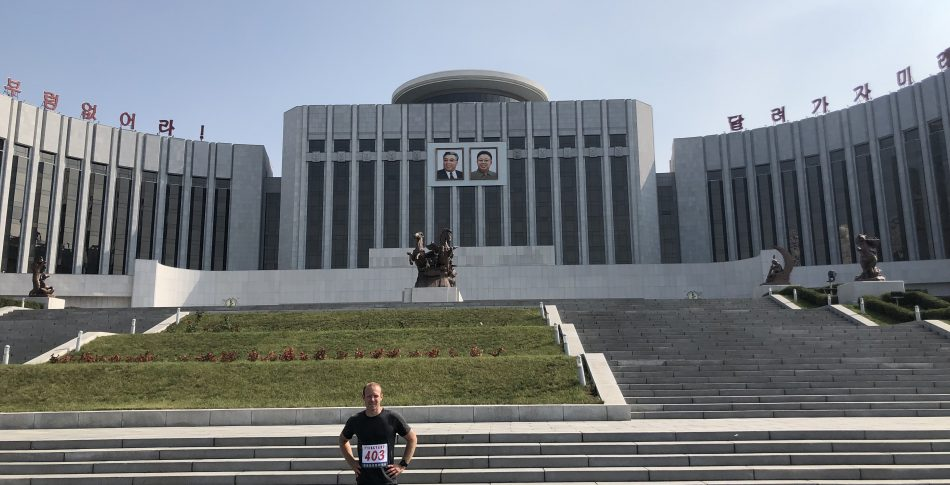 Maraton i Nord-Korea