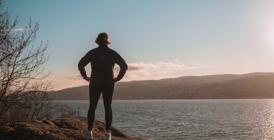 Å løpe er en viktig del av min identitet!