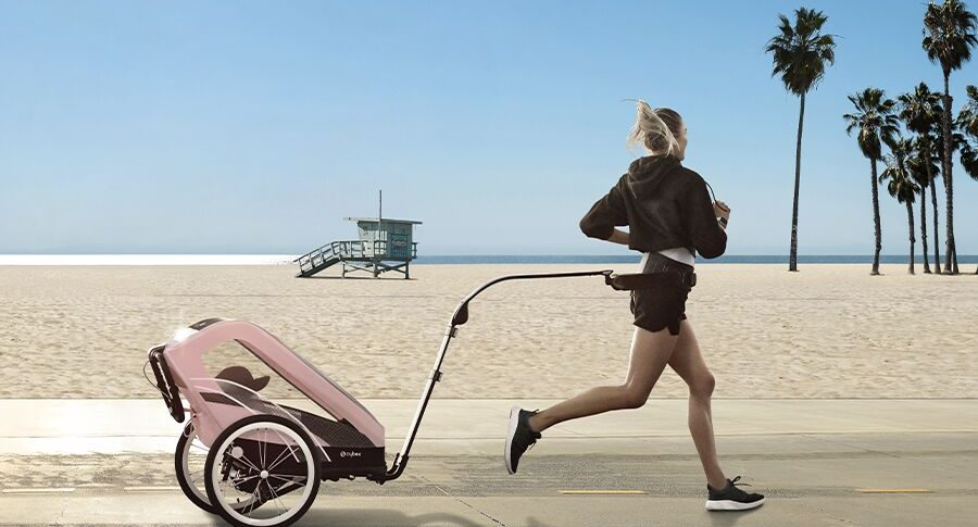 Cybex lanserer nye løpevogner