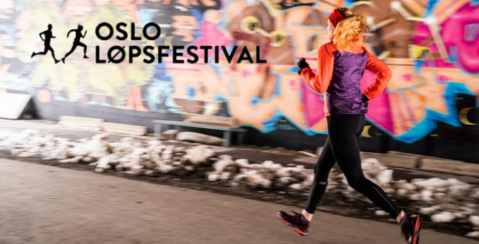 Årets store nyhet: Oslo løpsfestival