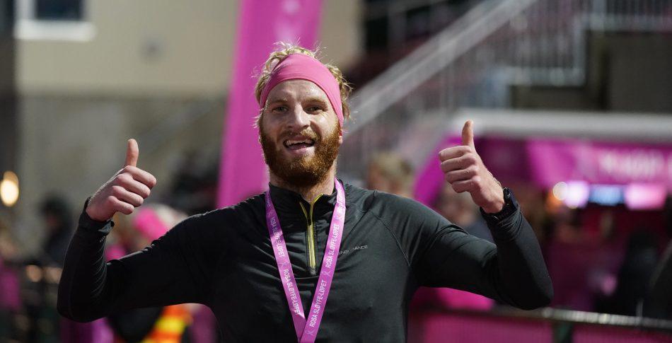 Rosa sløyfe-løpet med ny deltakerrekord