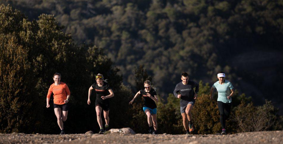 Livet etter covid for trail running-verdenen